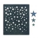 664732 - Sizzix Thinlits Die Set 4PK - Falling Stars - by Tim Holtz